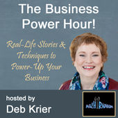 Mary Honan talks Marketing and Measuring Social Media Results with Deb Krier on Mile Hi Radio